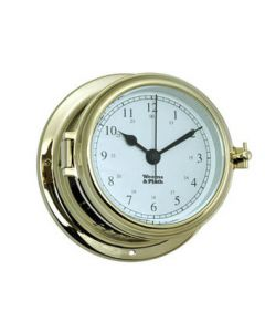 Endurance II 115 Quartz Clock Brass