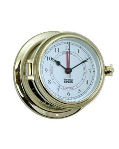 Endurance II 115 Quartz Clock Tide & Time Brass