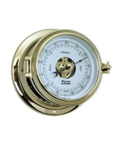 Endurance II 115 Barometer Brass