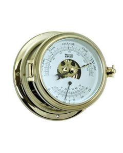 Endurance II 115 Barometer & Thermometer Brass