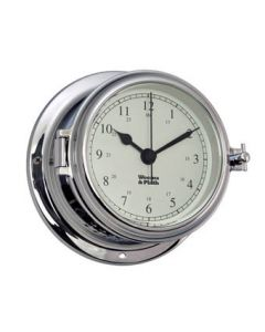 Endurance II 115 Quartz Clock Chrome