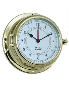 Endurance II 135 Brass Time & Tide Clock