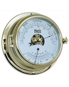 Endurance II 135 Brass Barometer & Thermometer