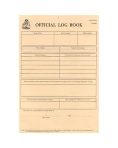 Bahamas Official Log Book