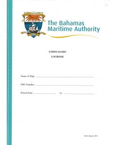 Bahamas GMDSS Radio Log Book