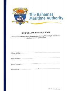 Bahamas BioFouling Record Book