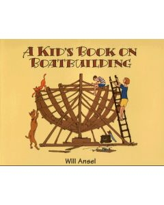 Kid's Book On Boatbuilding