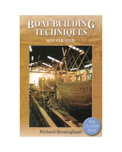 Boatbuilding Techniques Illustrated
