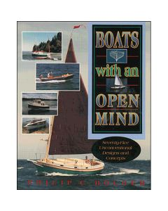 Boats With An Open Mind - 75 Unconventional Designs & Concepts