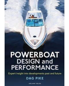 Powerboat Design and Performance [PRE-ORDER - PUBLISHED 31st OCTOBER]