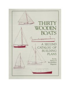 Thirty Wooden Boats [Designs]
