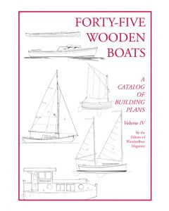 Fourty Five Wooden Boats