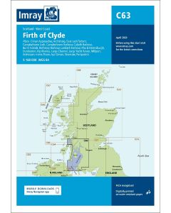 C63 Firth of Clyde (Imray Chart)