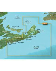 Garmin BlueChart g3 Vision - Halifax-Cape Breton (VCA005R)