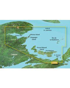 Garmin BlueChart g3 Vision - P.E.I-Chaleur Bay (VCA006R)