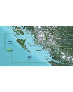 Garmin BlueChart g3 Vision - Hecate Strait (VCA019R)