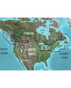Garmin BlueChart g3 - Canada (HXCA600X)