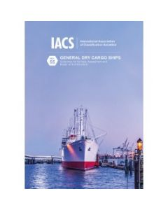 General Dry Cargo Ships – Guidelines for Surveys, Assessment and Repair of Hull Structures (IACS Rec 55)