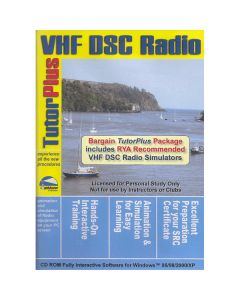 VHF DSC Radio Tutorial Plus