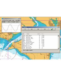 SeaPro Tidal Curve Data