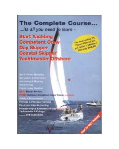 Complete Course CD - Yachtmaster /Day Skipper/Competent Crew.