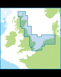 ID10 North Sea - Meridian (Imray) Digital Chart Pack