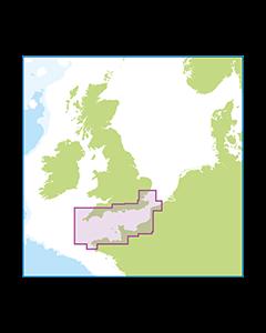 ID20 English Channel - Meridian (Imray) Digital Chart Pack