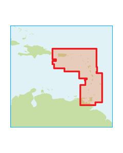 ID100 Eastern Caribbean - Meridian (Imray) Digital Chart Pack