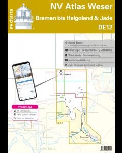 DE 12: NV Atlas Weser - Bremen bis Helgoland & Jade