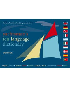 Yachtman's Ten Language Dictionary 3rd Edition