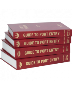 Guide To Port Entry 2021-2022