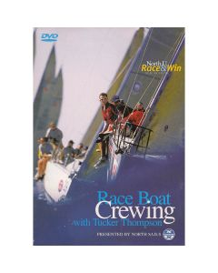 The Race Boat Crewing DVD