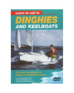 Dinghies & Keelboats DVD
