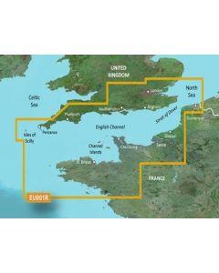 Garmin BlueChart g3 - English Channel (HXEU001R)