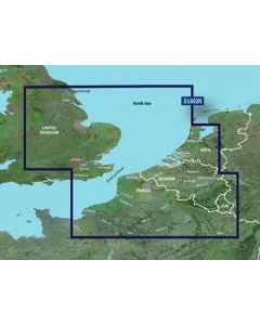 Garmin BlueChart g3 Vision - S/E England-Belux Inland Waters (VEU002R)