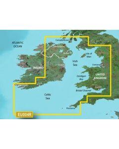 Garmin BlueChart g3 - Irish Sea (HXEU004R)