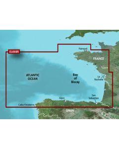 Garmin BlueChart g3 Vision - Bay of Biscay (VEU008R)