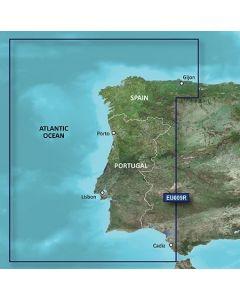 Garmin BlueChart g3 Vision - Portugal & Northwest Spain (VEU009R)