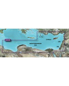 Garmin BlueChart g3 - Mediterranean Southeast (HXEU016R)