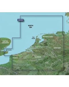 Garmin BlueChart g3 - Benelux Offshore & Inland Waters (HXEU018R)