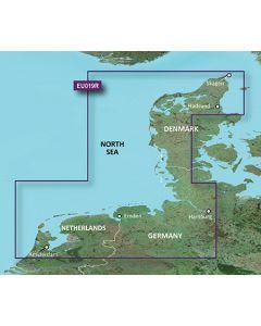 Garmin BlueChart g3 Vision - Alborg-Amsterdam (VEU019R)