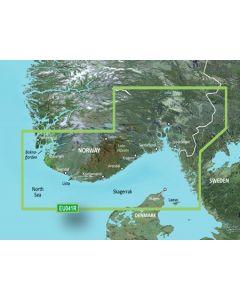 Garmin BlueChart g3 Vision - Oslo-Skagerak-Haugesund (VEU041R)