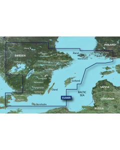 Garmin BlueChart g3 - Sweden, South-East (HXEU046R)