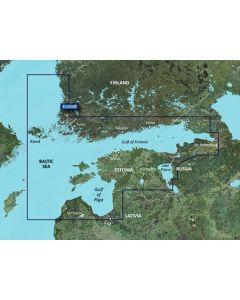 Garmin BlueChart g3 Vision - Gulfs of Finland & Riga (VEU050R)