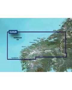 Garmin BlueChart g3 Vision - Sognefjorden-Svefjorden (VEU052R)