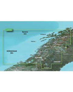 Garmin BlueChart g3 Vision - Trondheim-Tromso (VEU053R)