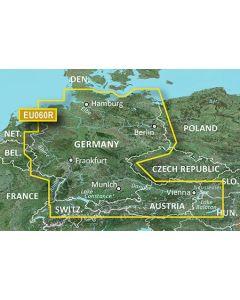 Garmin BlueChart g3 Vision - Germany Inland Waters (VEU060R)