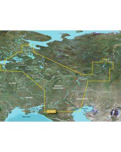 Garmin BlueChart g3 - Russian Inland Waterways (Cyrillic) (HXEU062R)