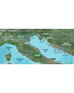 Garmin BlueChart g3 Vision - Adriatic Sea, North Coast (VEU452S)