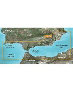 Garmin BlueChart g3 Vision - Alicante-Cabo de Sao Vicente (VEU455S)